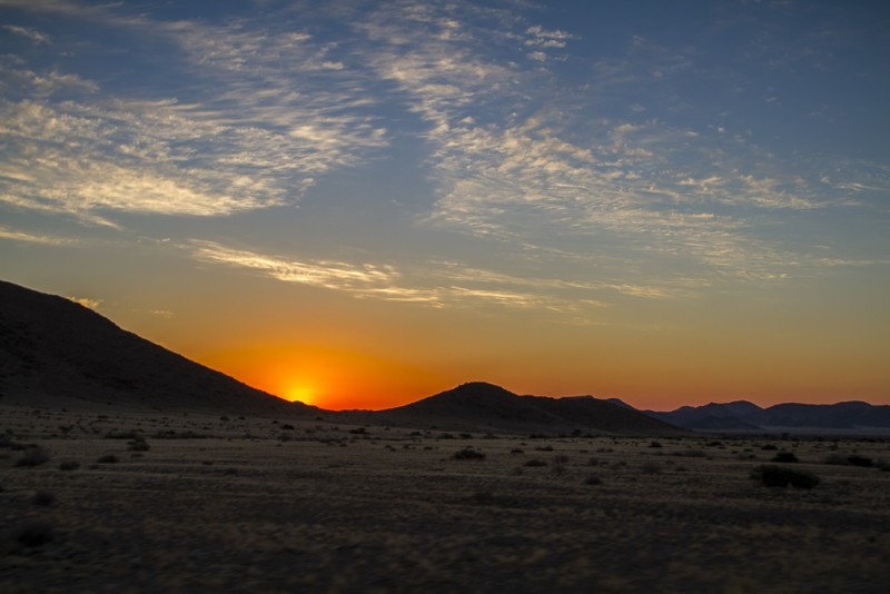 Discovering Namibia, Miguel Moreira
