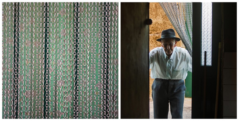 Olhar Sobre Uma Aldeia, Pedro M. Barreiros