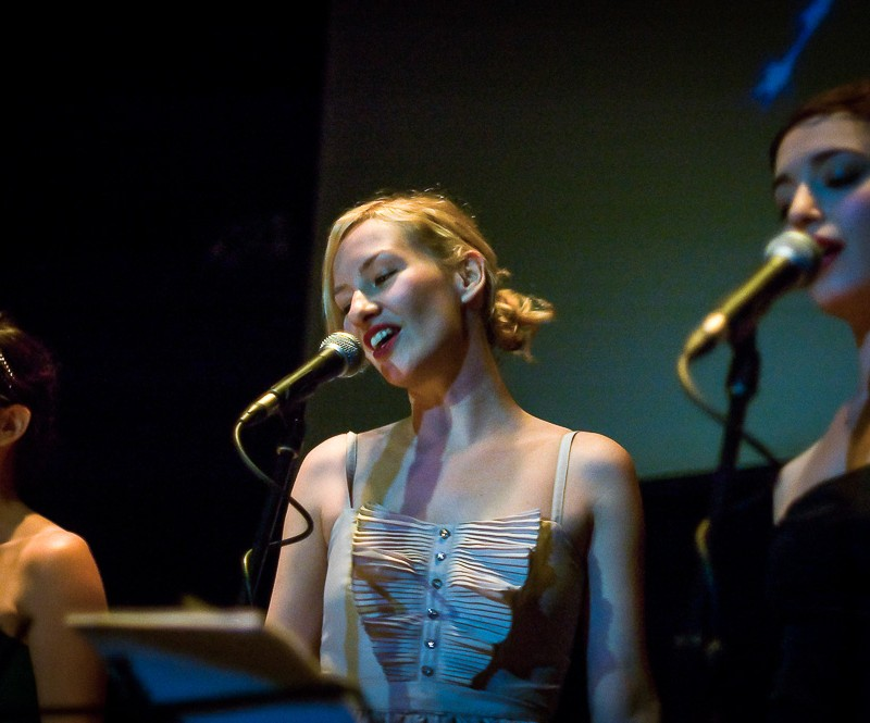 Poesie et Lingerie, MusicBox