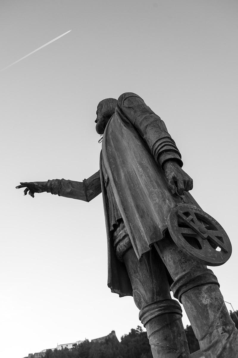 O Poeta do Povo, Luís Mateus