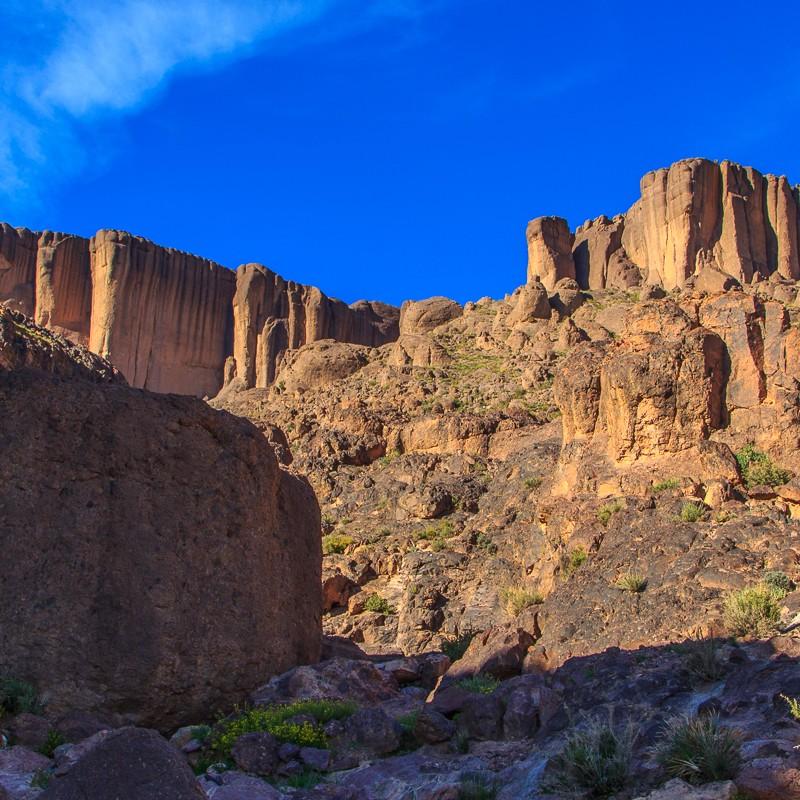 Montanhas Berberes, Rita Silva