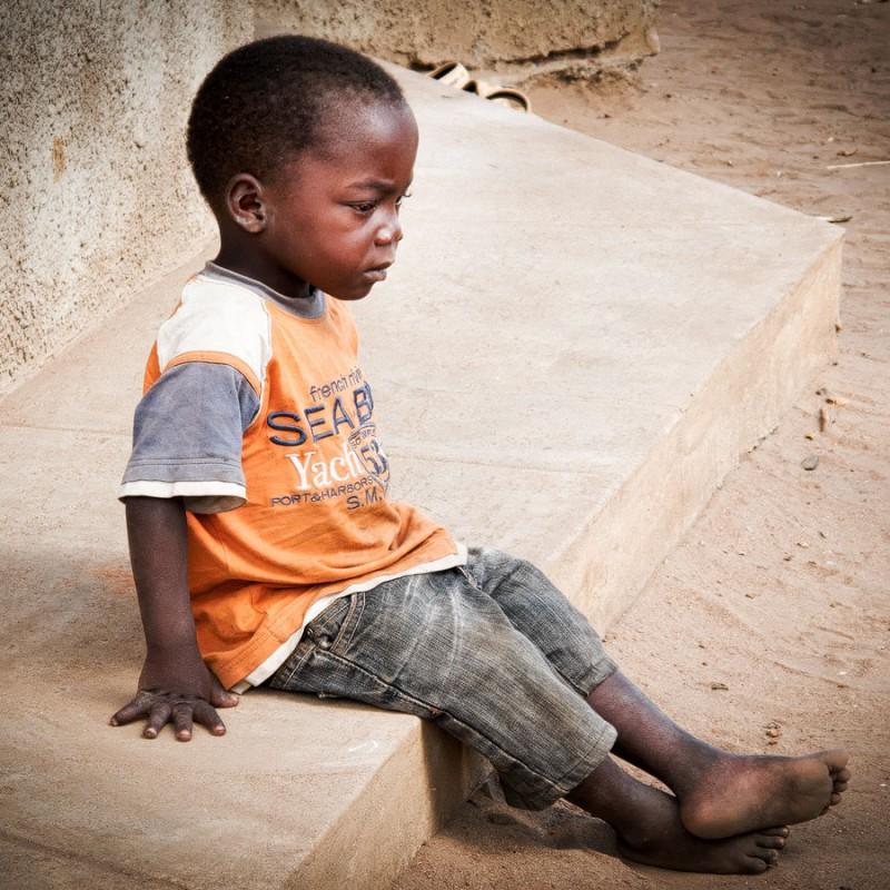 Com as Crianças de Moçambique, Maria Duarte