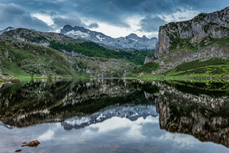 Picos da Europa, Francisco Machado