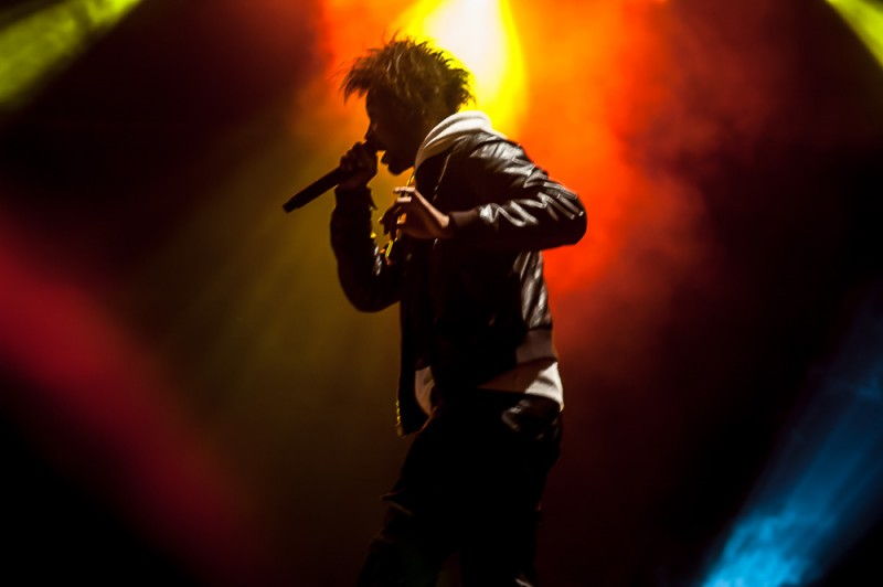 Danny Brown, Primavera Sound