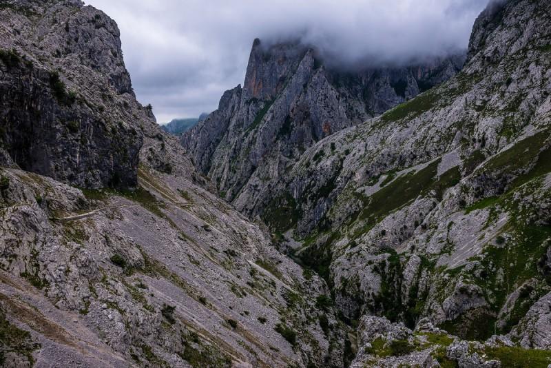 Picos da Europa, Francisco Machado