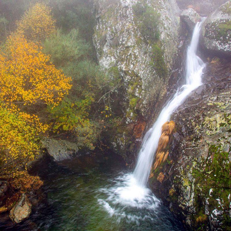 O Outono na Estrela, Ribeira de Leandres, Miguel Serra