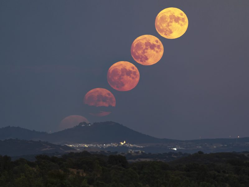 Astrofotografia de Paisagem, José Zarcos Palma
